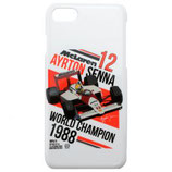 Ayrton Senna Phone coverMcLaren I-phone 7 wit