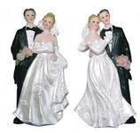 Brautpaar-Magnet
