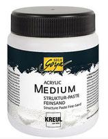 Strukturpaste Feinsand 250 ml