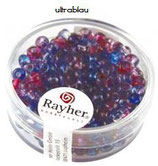 Rayher Rocailles 4 mm Two Tone