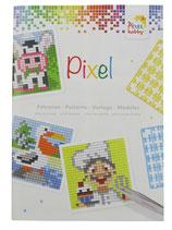 Mini-Pixelhobby Vorlagenbuch für kleine Basisplatte