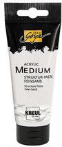 Strukturpaste Feinsand 100 ml