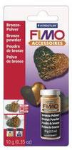FIMO® Bronzepulver