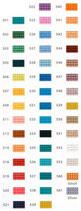 Mini-Pixelhobby Farbquadrat Nr. 500 - 561