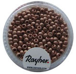 Rayher Metallic-Rocailles 2,6 mm