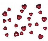 Plastik-Herzen