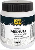 Strukturpaste Grobsand 250 ml