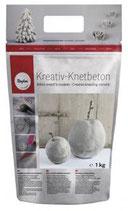 Kreativ Knetbeton 1 kg