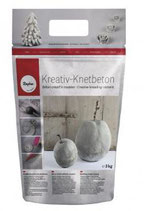 Kreativ Knetbeton 3 kg