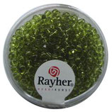 Rayher Rocailles 2,6 mm transparent