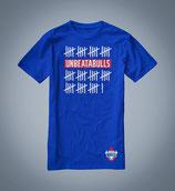 Thuringia Bulls UNBEATABULLS Rekort-T-Shirt