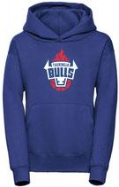 Thuringia Bulls Fanhoodie royalblau