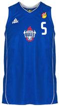 Thuringia Bulls Fantrikot royal-blau