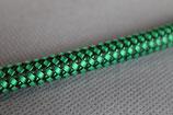Textilzündkabel grün/schwarz