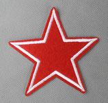 Aufnäher Roter Stern