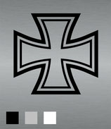 Aufkleber Eisernes Kreuz 1