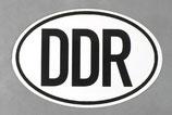 Aufkleber DDR Länderkennzeichen