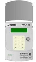Блок радиоканальный объектовый GSM шестишлейфный БРО-6-GSM (БРО-6-GSM)