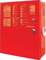 Прибор управления порошковым/аэрозольным/газовым пожаротушением С2000-АСПТ