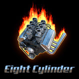 "CD ""Eight Cylinder"""