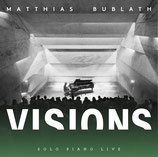CD Solopiano Visions Live