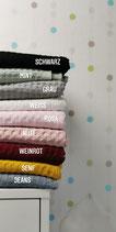 Wähle deine Farbe für dein Waffelpiqué  Tuch