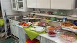 01.05.2017 Garten-Mitbringfrühstück wir starten in den Mai