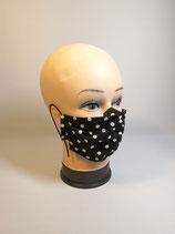 Kindermaske Dots