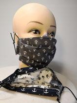 Kindermaske Anker