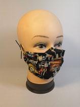Kindermaske Skull