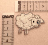 Schaf Weiß