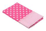 Mutterkindpass-Hülle ☆ Sternchen ☆ pink