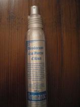 Déodorant à la pierre d'Alun et d'huiles essentielles