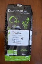 Café Tradition en Grain Bio 1kg