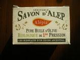 Savon d'Alep pure huile d'Olive Bio
