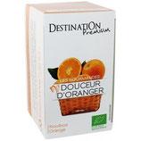 Tisane Douceur d'Orange Bio
