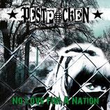 Pestpocken Pic-LP No love for a Nation