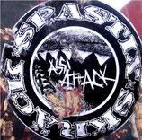 """Skräck / Spastix LP """"Assi Attack"""""""