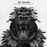 Ek Balam LP ''Que las Voces sean viento, sean agua, sean piedras''