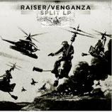 Raiser / Venganza LP Split