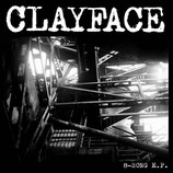 "Clayface 12"" 8-Song EP"