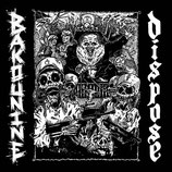 Bakounine / Dispose LP Split