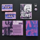 2 x Tape 10 Jahre Atari Sampler