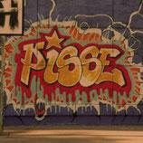 Pisse LP S/T