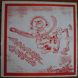 Cadaver Corpse / Snuff your feed LP Split