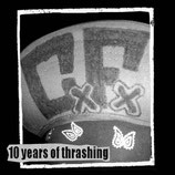 Crippled Fox EP 10 years of trashing
