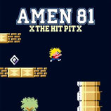 Amen 81 LP ''The hit pit''