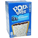 Kellogg´s Pop Tarts Frosted Blueberry 384g