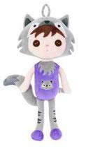 Puppe Wolfjunge
