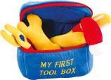 Plüsch Werkzeugkoffer